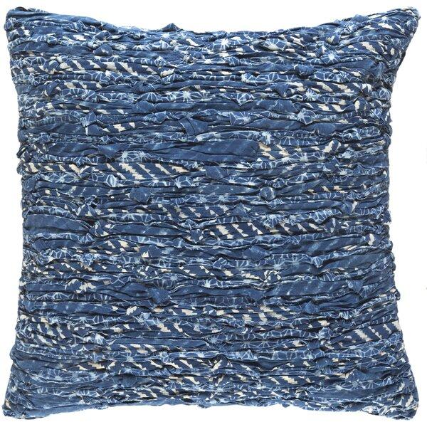 Halle Cotton Lumbar Pillow by Bungalow Rose