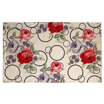 House Of Hamptonâ Ruben Eco Friendly Comfortable Floral Rayon Sheet Set House Of Hamptonâ Size Double Full From Wayfair North America Shefinds