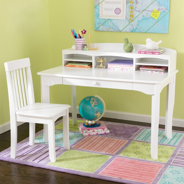 Avalon 42 W 3 Piece Writing Desk Set by KidKraft