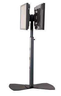 Tilt Universal Floor Stand Mount for 30 - 55 Flat Panel Screens by Chief Manufacturing