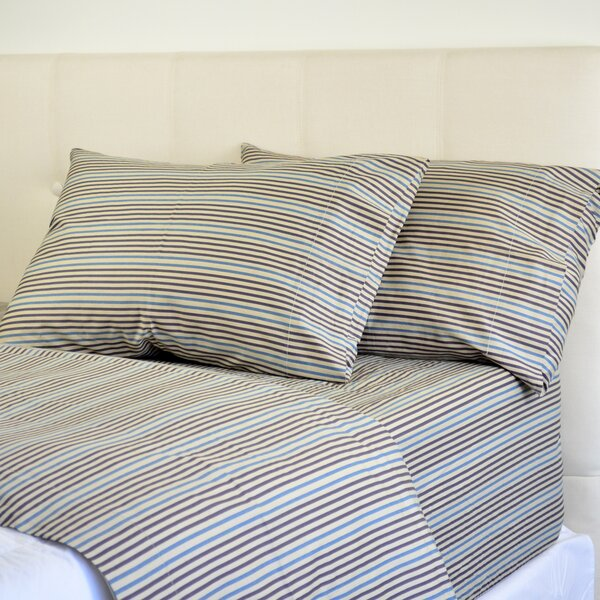 Milano 220 Thread Count Sheet Set by North Home