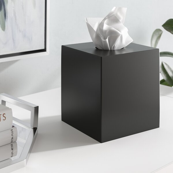 Aquavia Tissue Box Cover by Orren Ellis