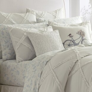 Adelina Cotton Comforter Set By Laura Ashley Home