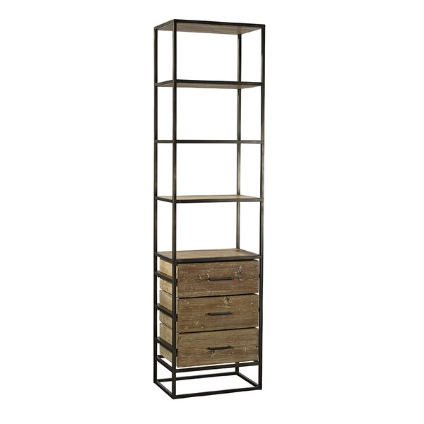 Huxley Single Bookcase by Furniture Classics