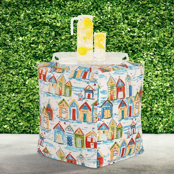 Anjela Pouf Ottoman by Ebern Designs Ebern Designs