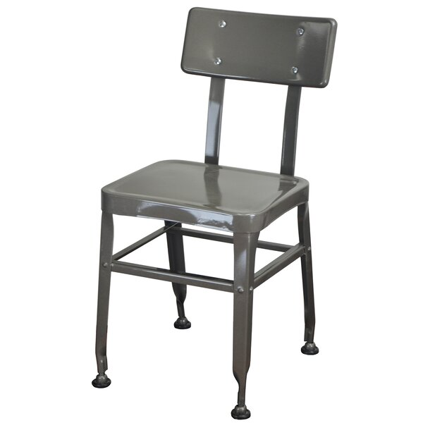 Fully Welded Dining Chair by DHC Furniture
