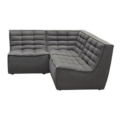 Diamond Sofa Marshall Symmetrical Modular Sectional