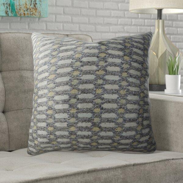 Cadiz Handmade Luxury Pillow by Brayden Studio
