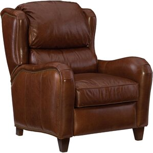 Majesty 3 Way Lounger Leather Recliner by Bradington-Young