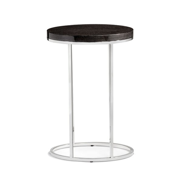 Elijah Oval End Table