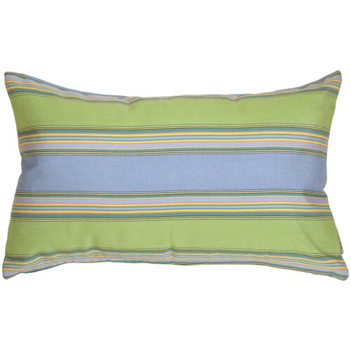 Osceola Limelite Outdoor Sunbrella Lumbar Pillow by Latitude Run