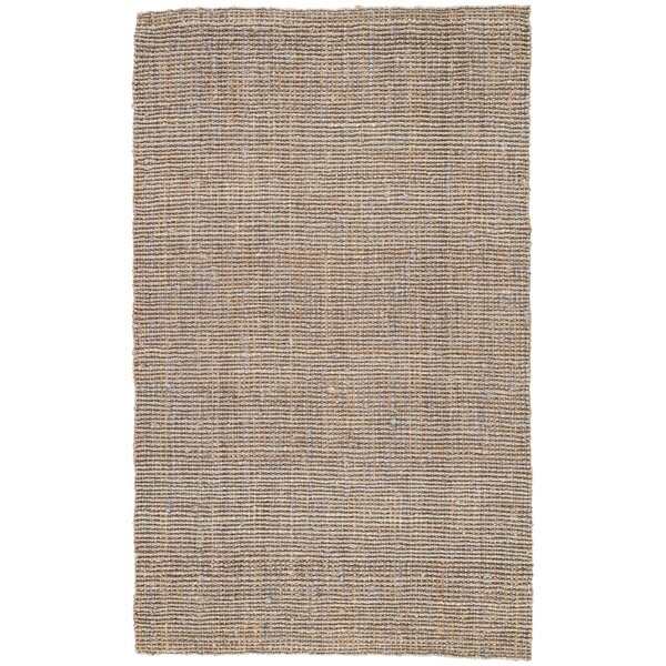 Raposa Warm Sand/Paloma Naturals Area Rug by Bay Isle Home