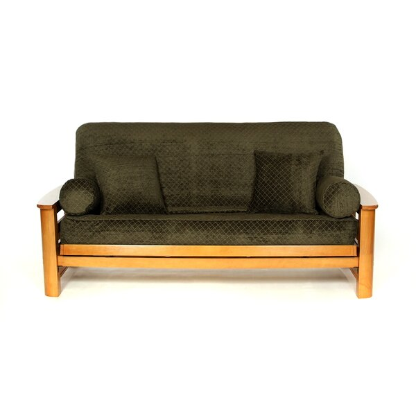 Ashville Box Cushion Futon Slipcover by Lifestyle Covers