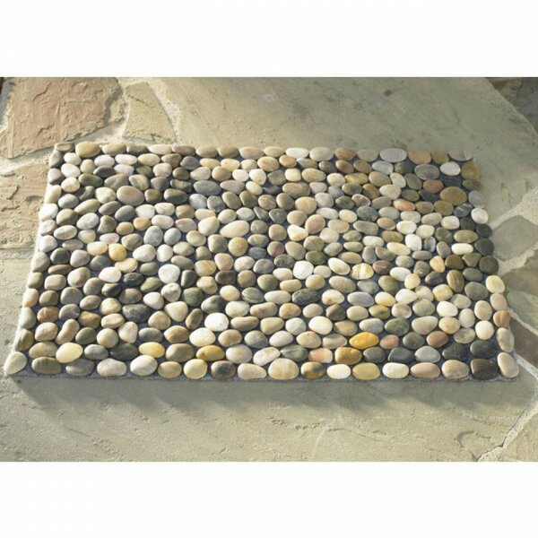 Riverstone Bath Rug by VivaTerra