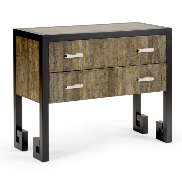 Oxford 2 Drawer Accent Chest