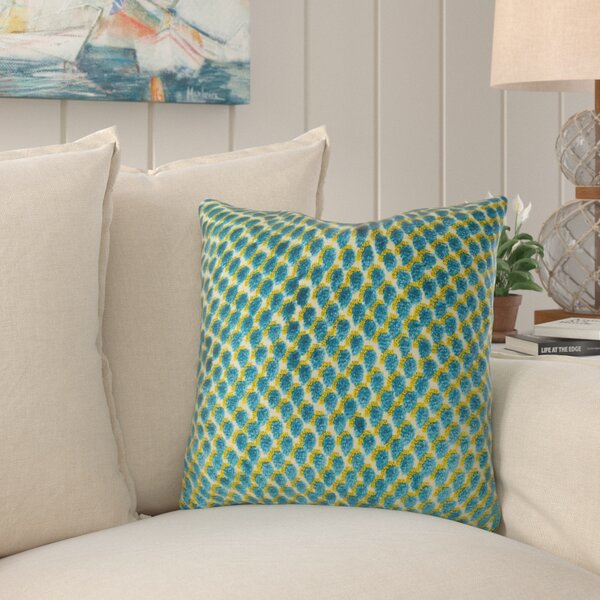 Linville Throw Pillow by Rosecliff Heights