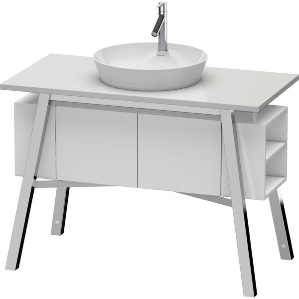 Cape Cod 44.13 Wall Mounted Single Bathroom Vanity Base Only