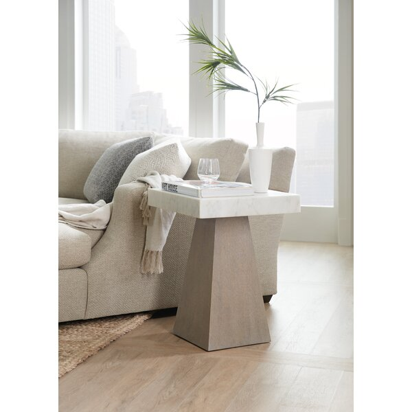 Miramar Carmel Lorrain Martini End Table by Hooker Furniture