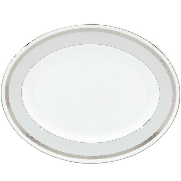 Grace Avenue 13 Oval Platter by kate spade new york