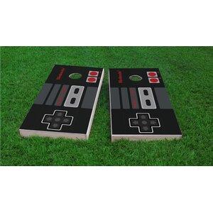Nintendo Controller Light Weight Cornhole Game Set