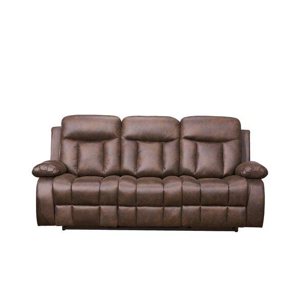 Gaviota Reclining Sofa by Red Barrel Studio