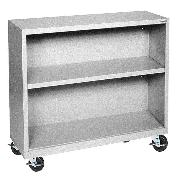 Elite Series Standard Bookcase by Sandusky Cabinets