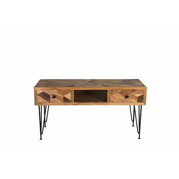 Manges Media & Entertainment Unit TV Stand by Union Rustic