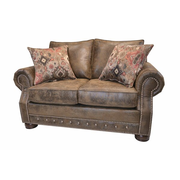 Cool Spears Southwestern Loveseat Surprise! 63% Off