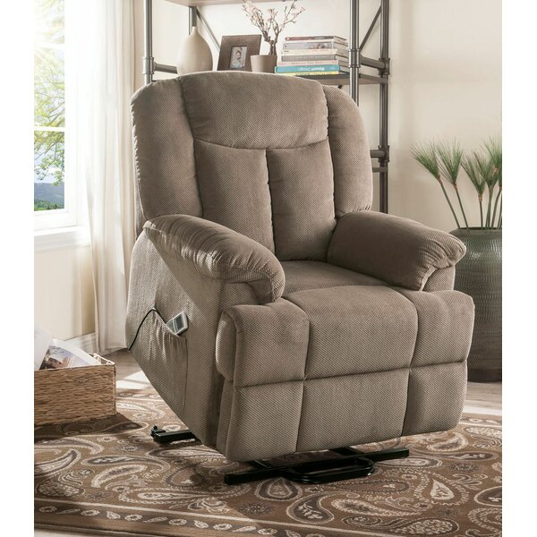 Musselwhite Power Lift Assist Recliner [Red Barrel Studio]
