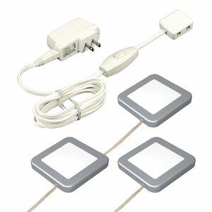 radianz led under cabinet puck light