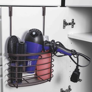 Read Reviews Single Basket Overdoor Organizer By Home Basics