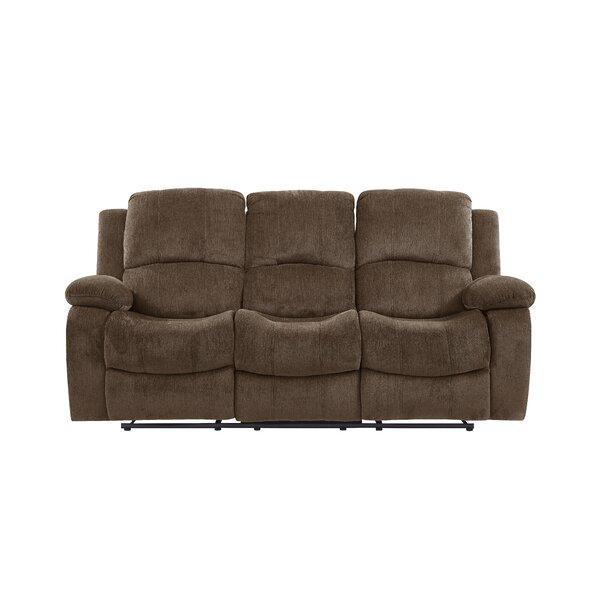 Siddhesh Extra Plush Reclining Sofa by Red Barrel Studio