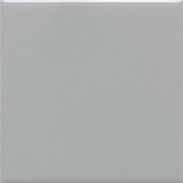Berkeley 4 x 8 Ceramic Subway Tile in Matte Desert Gray by Itona Tile