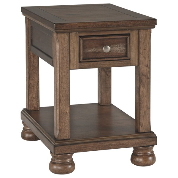 Penwortham End Table by Three Posts