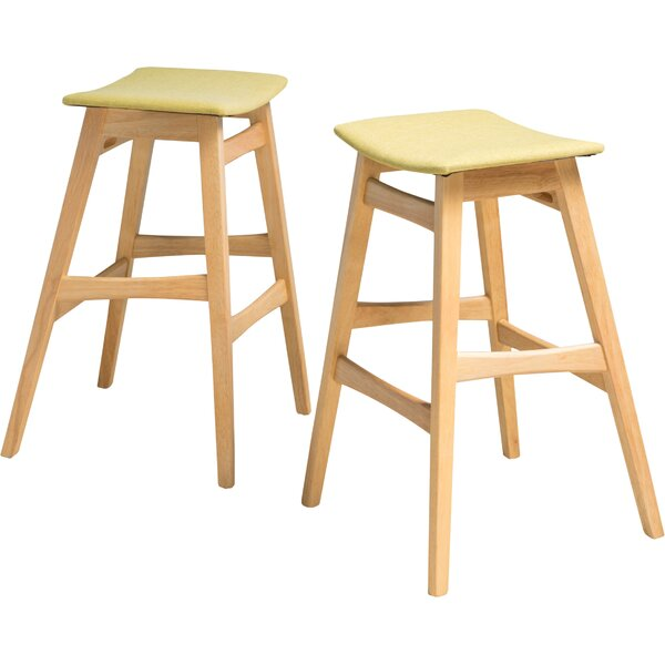 Burroughs 30 Bar Stool (Set of 2) by Corrigan Studio