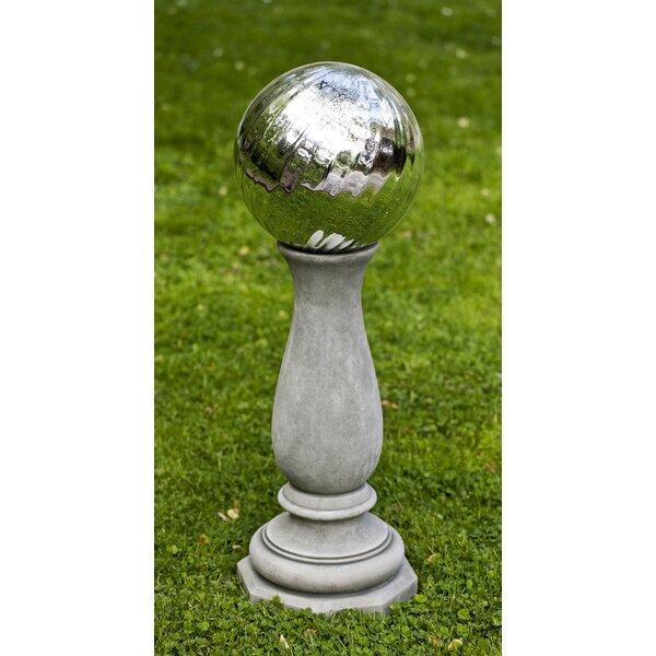 Winslet Gazing Globe Stand by Campania International