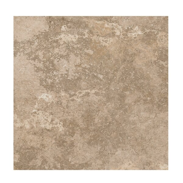Toscana 18 x 18 Ceramic Field Tile in Natural by Casa Classica