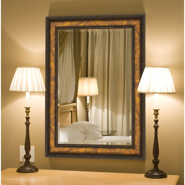 Potia Overmantel Mirror by Darby Home Co