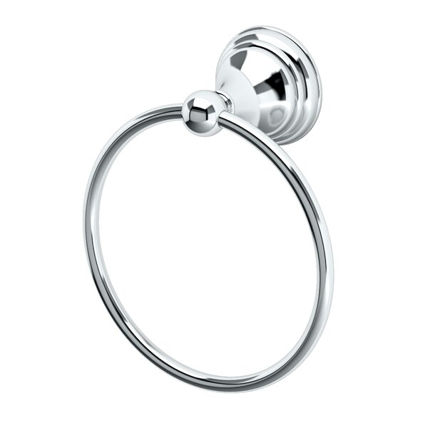 Charlotte Wall Mounted Towel Ring by Gatco