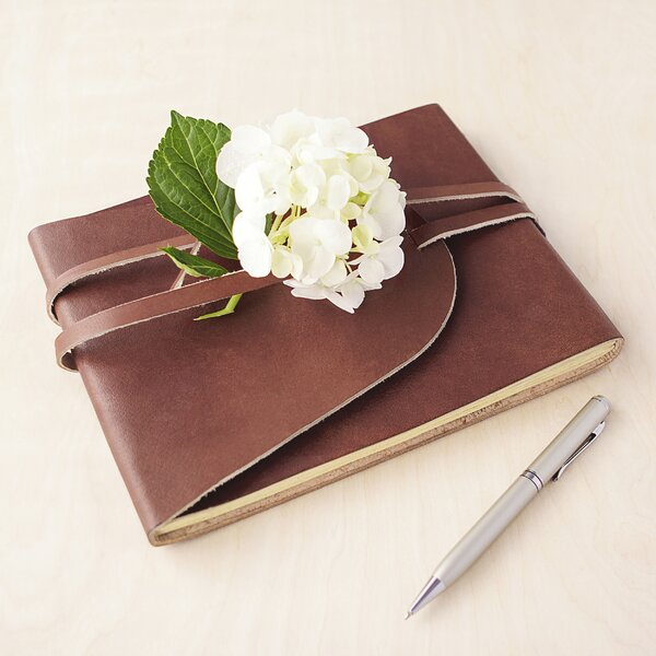 Personalized Guestbook Journal by Cathys Concepts
