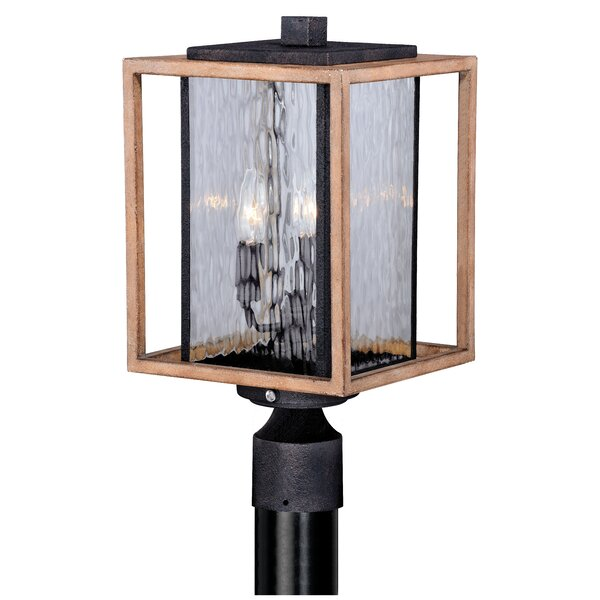 Brandie 3-Light Outdoor Lantern Head by Trent Austin Design