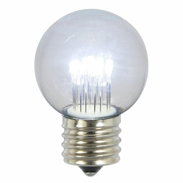9W E26 LED Light Bulb (Set of 5) by Vickerman