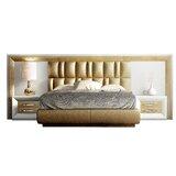 Jerri Standard 3 Piece Bedroom Set byEverly Quinn