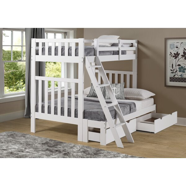 Ratcliff Twin Standard Bed by Alcott Hill