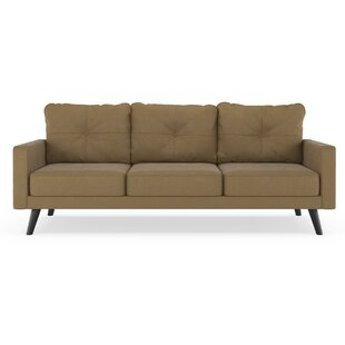 Micro Suede Sofa Wayfair