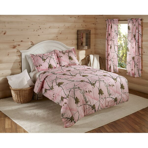 2 Piece Twin Comforter Set by Realtree Bedding