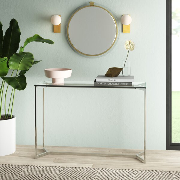 Kurland Console Table by Mercury Row