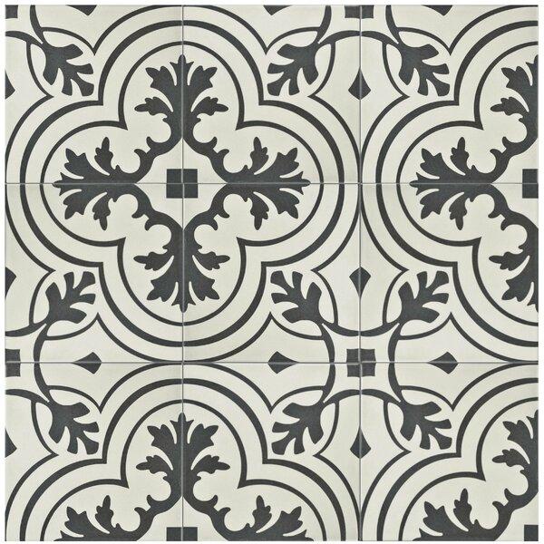 Forties 7.75 x 7.75 Ceramic Field Tile in Vintage