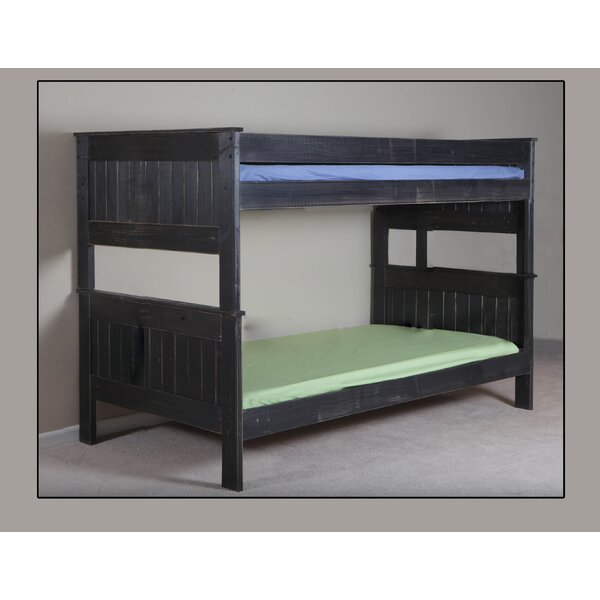 Cheney Stackable Bunk Bed by Harriet Bee