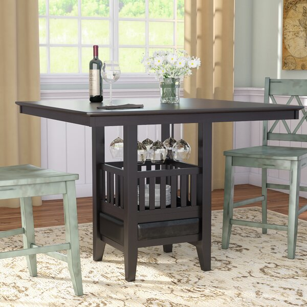 Shew Counter Height Dining Table by Winston Porter